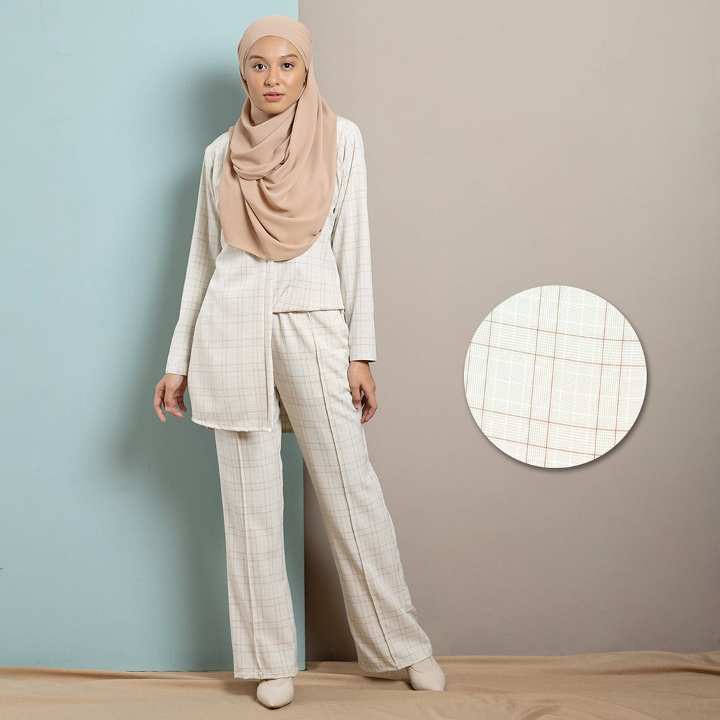 Thea Suit Pants (Cappucino)