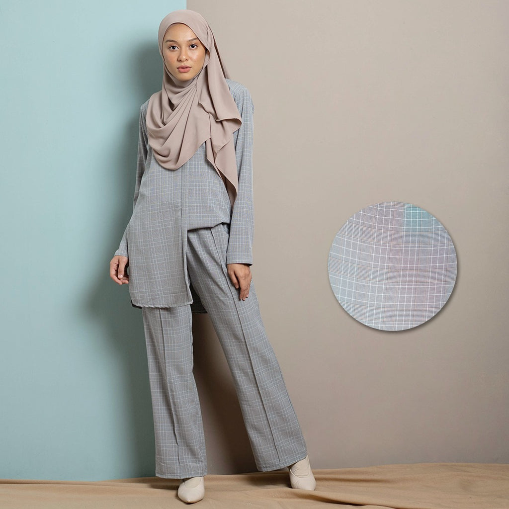 Thea Suit Pants (Grey)