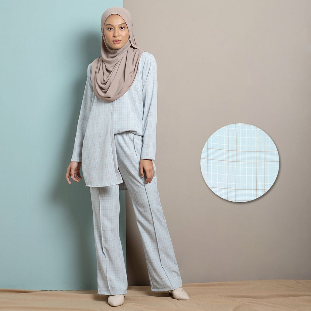 Thea Suit Pants (Powder Blue)
