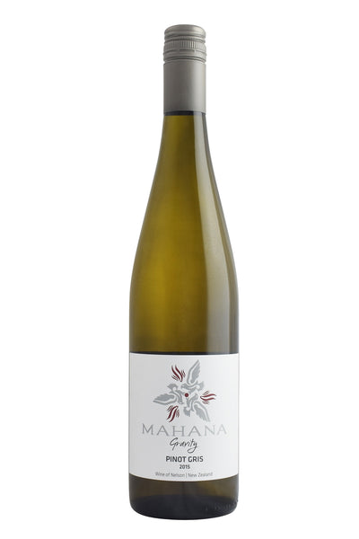 Pinot Gris / Grigio - Mahana Gravity - Mahana - The Wine Gallery