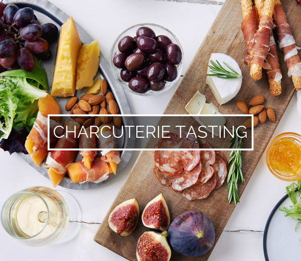 Charcuterie Tasting Night - The Wine Gallery - The Wine Gallery