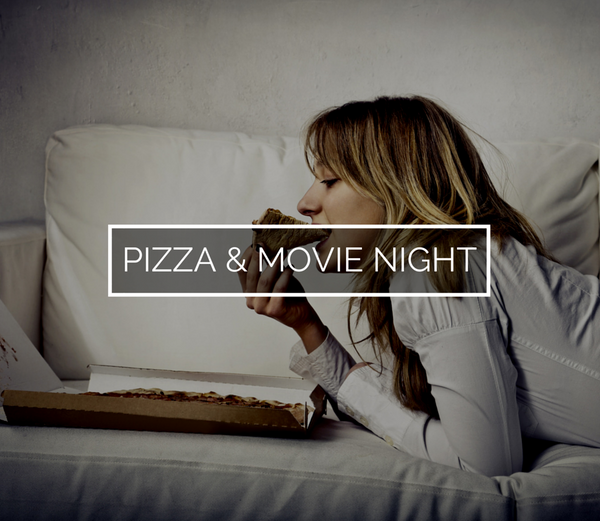 Pizza and Movie Night - The Wine Gallery - The Wine Gallery