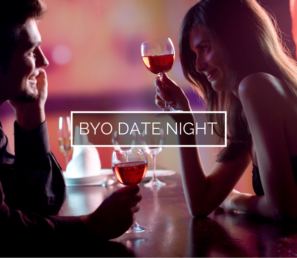 BYO Restaurant Date Night Reserve - The Wine Gallery - The Wine Gallery