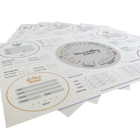 Wine Gallery Tasting Mat - 8 Pack
