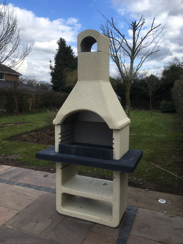 Maribor. THIS BBQ IS EQUIPPED TO BURN WOOD AND CHARCOAL. NOW £449.99.