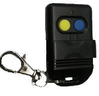 One Lockmaster 2-button Remote Control Transmitter