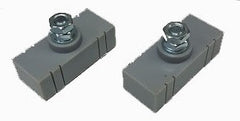 2 Limit Magnets for Compatible Aleko AC1400, AR1450, AC2000, AR2050 Slide Gate Operator