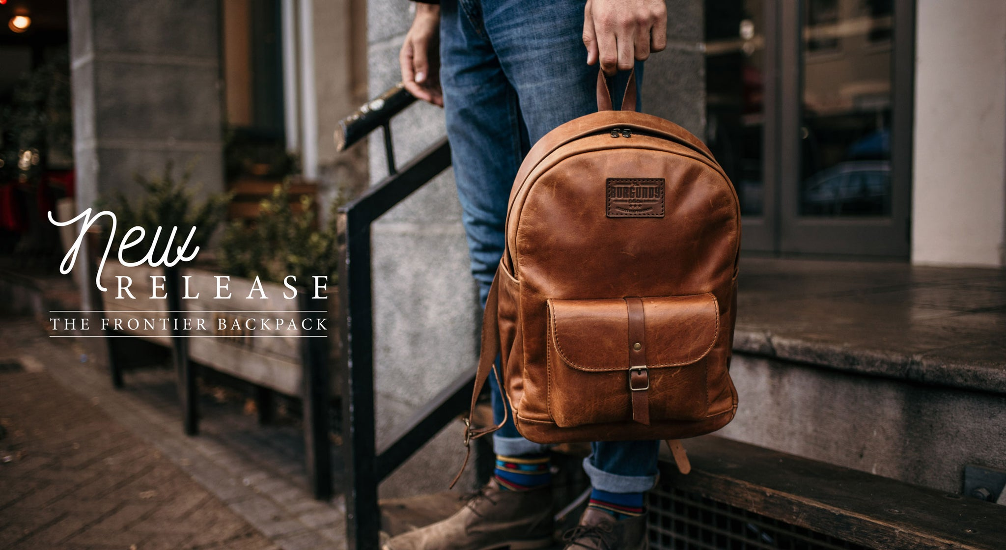 The Burgundy Collective | Quality Crafted Leather Goods