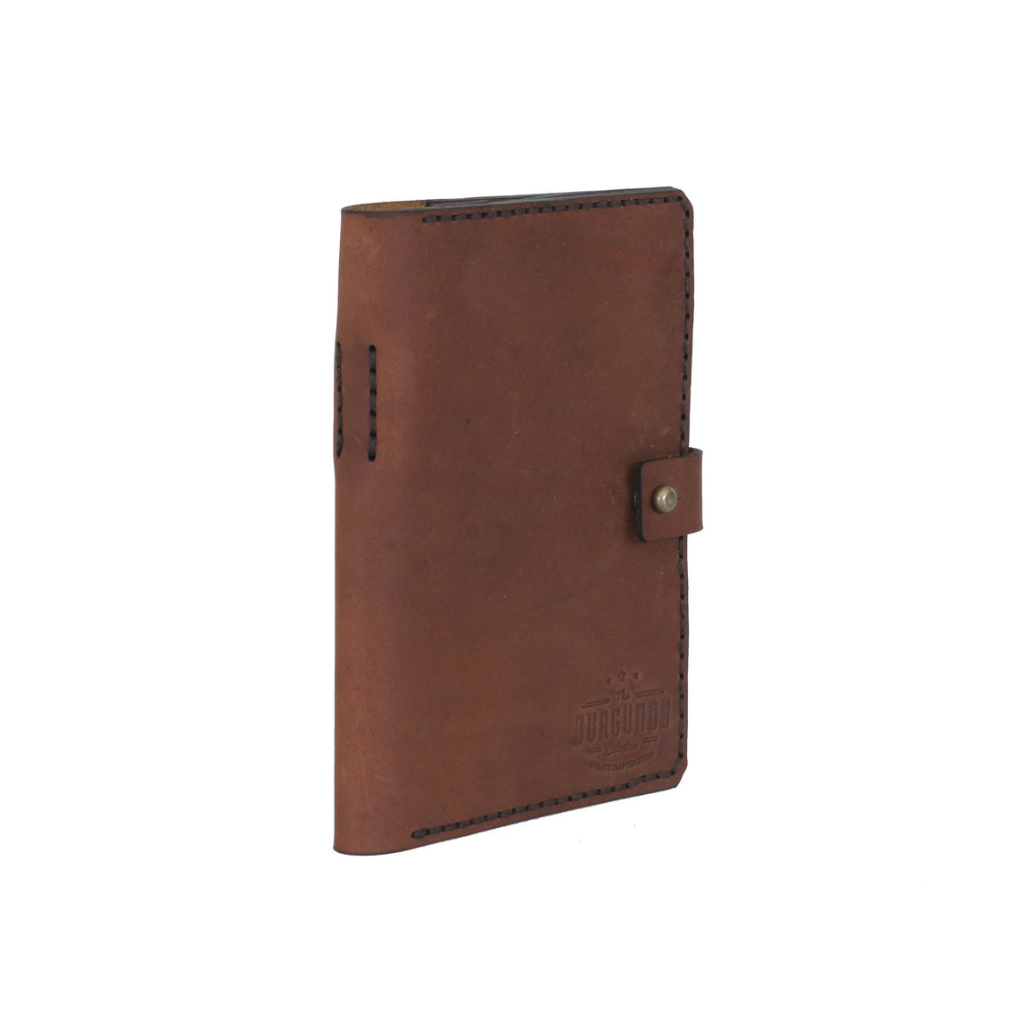 Burgundy Collective Leather Travel Journal Book Handcrafted in Stellenbosch South Africa. Travel Outdoor adventure Business Fashion Trend in Johannesburg, Cape Town, Durban.