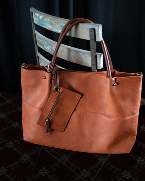 3 in 1 Purse (Orange)