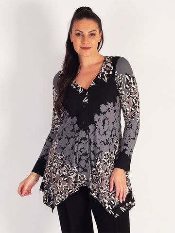Luxury Designer Plus Size Women's Tops & Blouses
