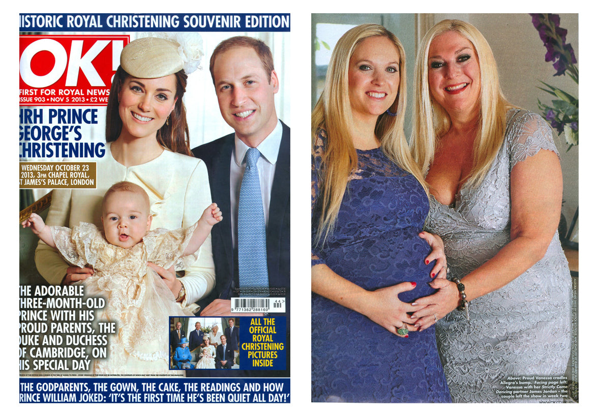 Chesca featured in OK Magazine