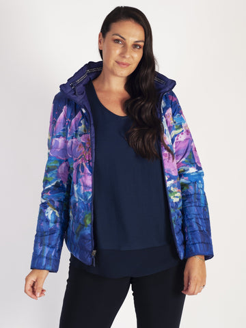 Our Plus Size Quilted Jackets for Ladies