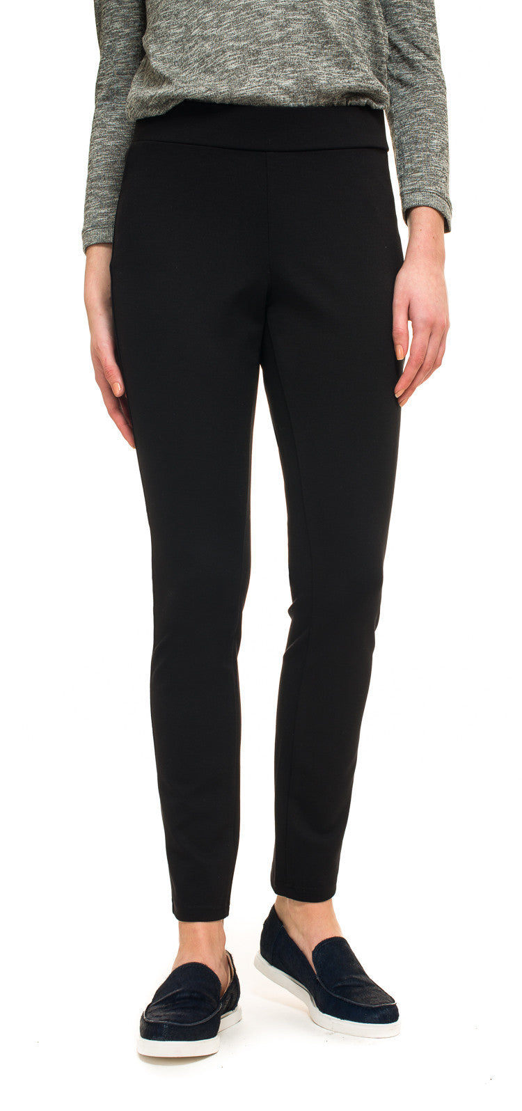 NYDJ Black Pull On Legging
