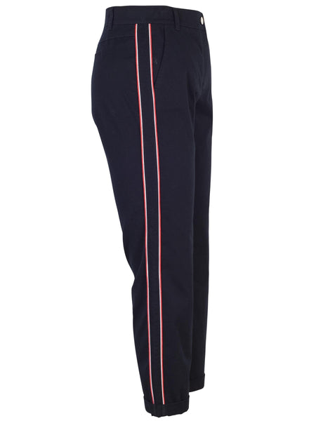Gerry Weber Navy Crop Leisure Trouser
