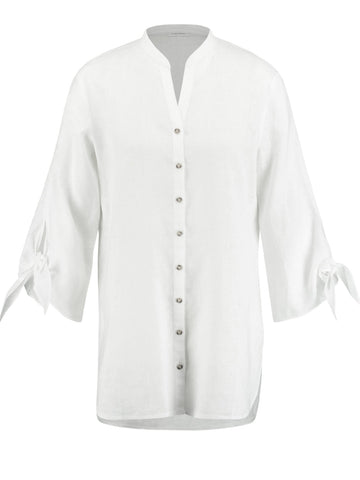Gerry Weber Ivory 3/4 Sleeve Blouse