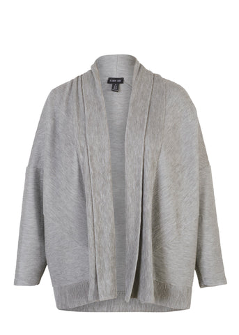 Ronen Chen Rib Knit Cardigan - Pre Order End of Aug