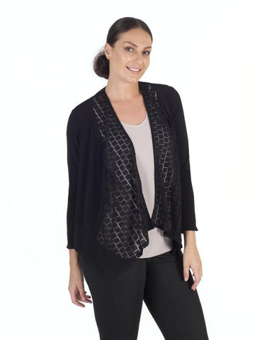 Plus size luxury designer shrugs boleros cover ups for Designer bolero