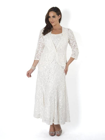Lace with Cornelli Embroidered Trim Jacket