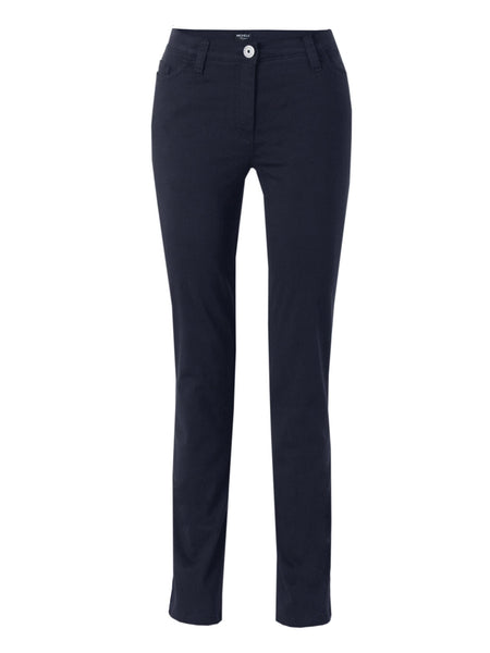Michele Navy Magic Soft Cotton Jean Regular