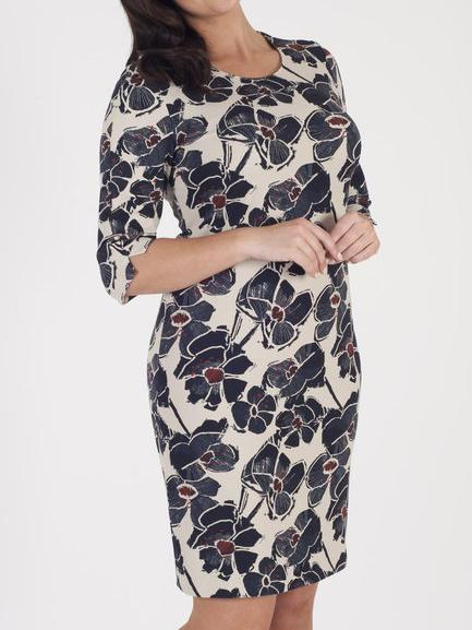 Gerry Weber Poppy-print Shift Dress