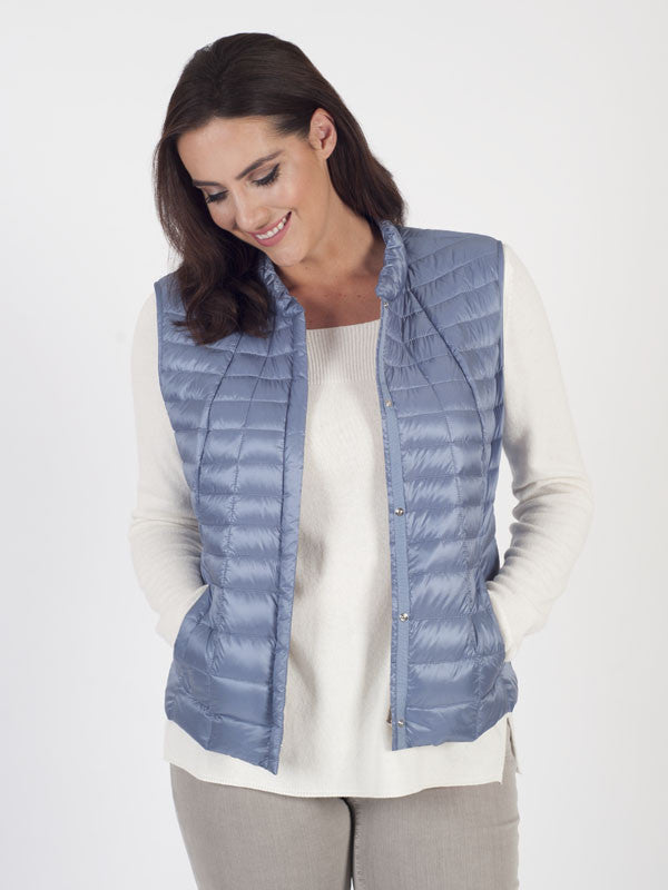 Gerry Weber Quilted Down Gilet
