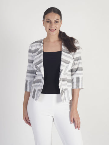 Betty Barclay Striped Jacket