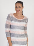 Betty Barclay Multi Coloured Knitted Jumper