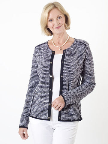Gerry Weber Knitted Cardigan Jacket