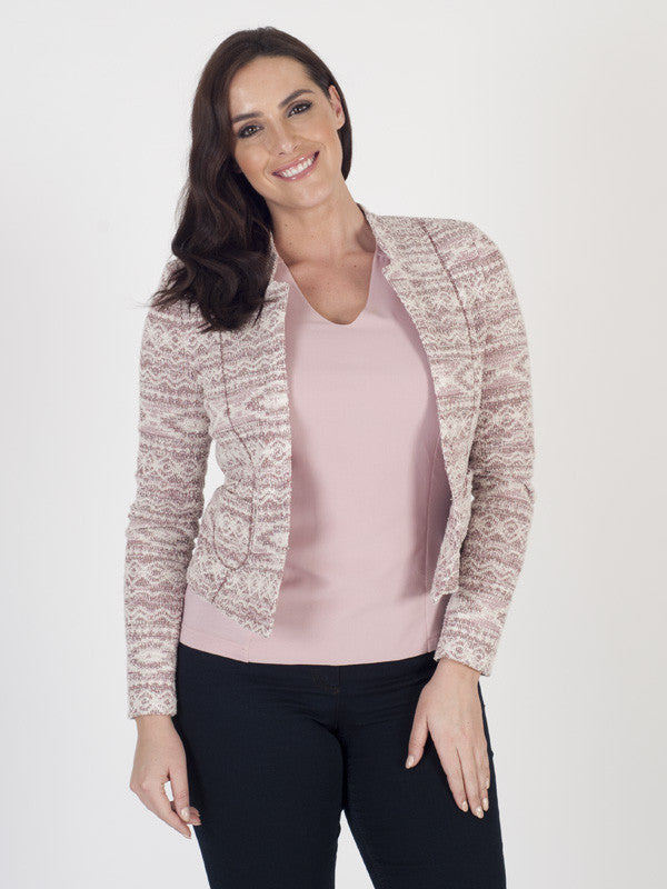 Gerry Weber Soft Bouclé Jacket