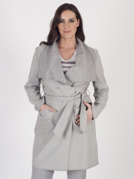 Gerry Weber Ultra soft Flannel Coat