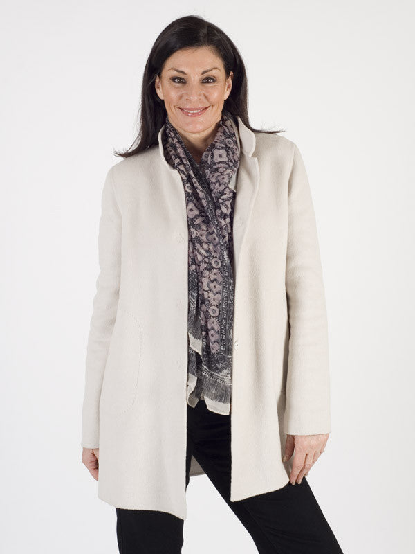 Gerry Weber Pale Taupe Coat