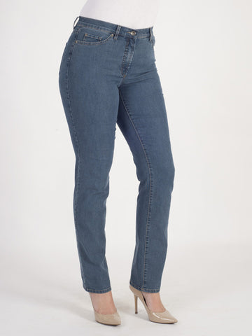 Gerry Weber Mid-wash Perfect Fit 'Romy' Stretch Jeans