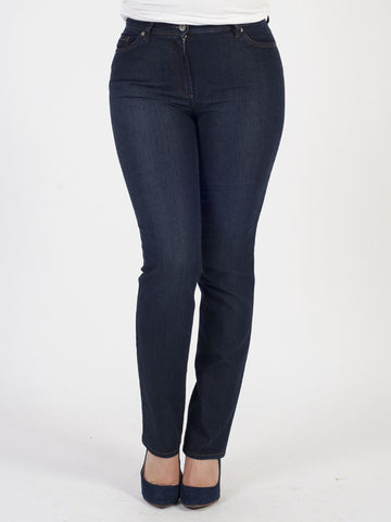 Gerry Weber Dark Denim Perfect Fit 'Romy' Stretch Jeans