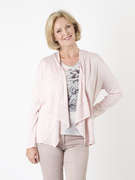 Gerry Weber Pink Waterfall Cardigan