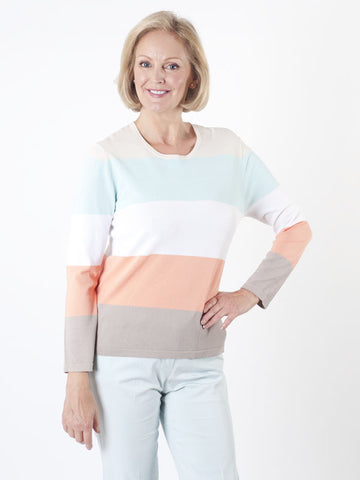 Gerry Weber Wide Stripe Jumper