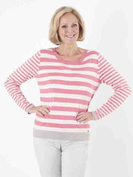 Taifun Striped Jumper
