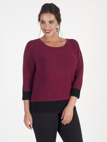 Gerry Weber Rib knit Jumper