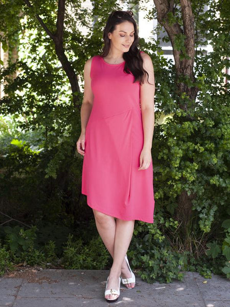 Gerry Weber Pink Jersey Dress