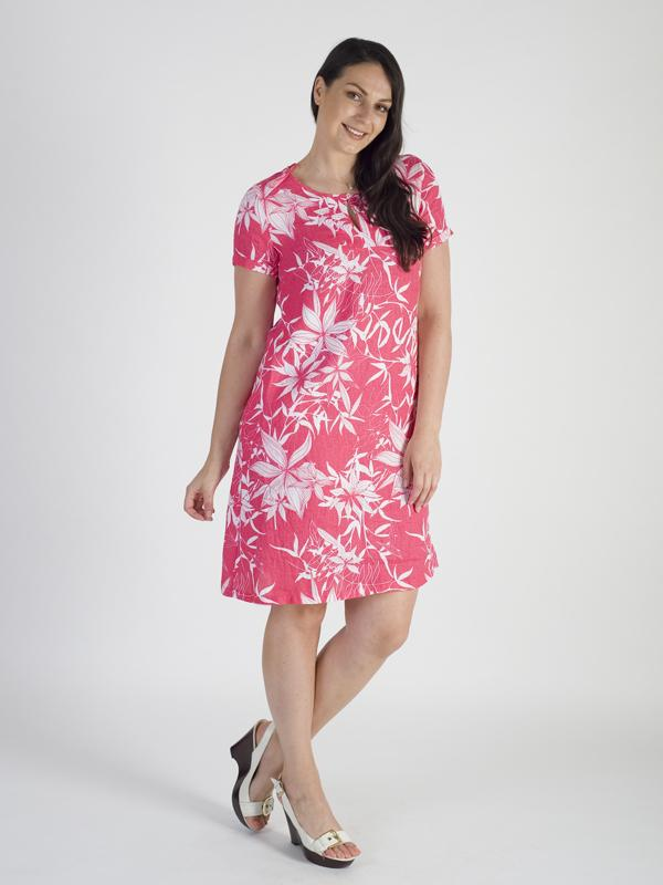 Gerry Weber Pink Print Dress/Tunic