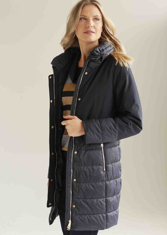 GERRY WEBER Contrast Padded Coat