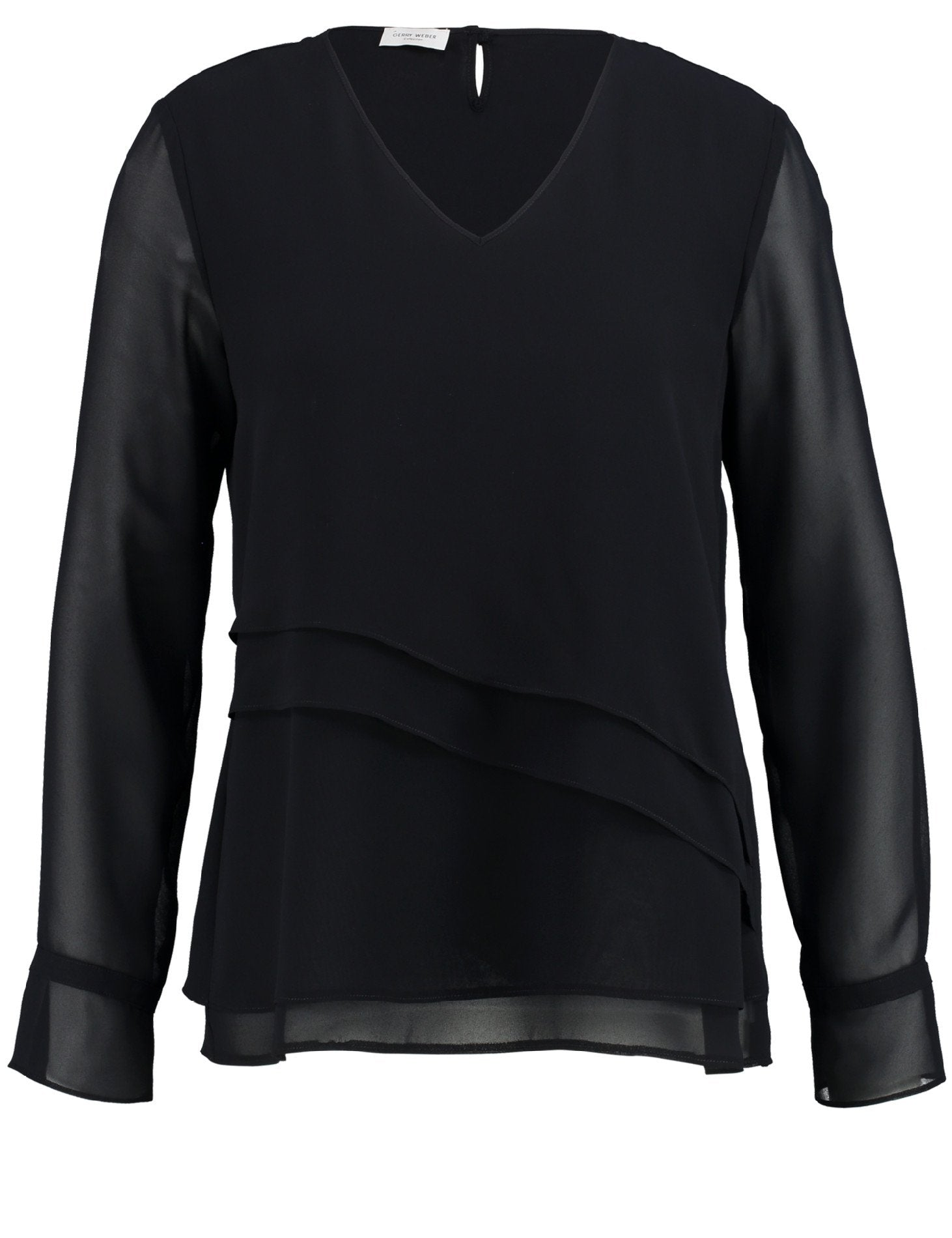 GERRY WEBER Layered Georgette Blouse