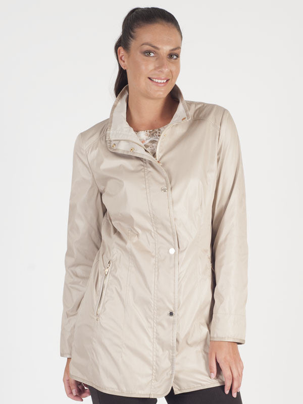 Gerry Weber Beige Raincoat