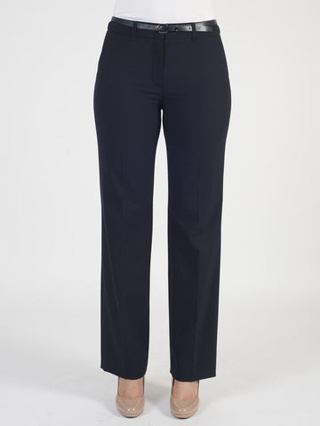 "Gerry Weber Navy ""Pamela"" Smart Trousers"