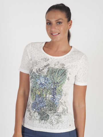 Gerry Weber Forest Placement Print T-Shirt
