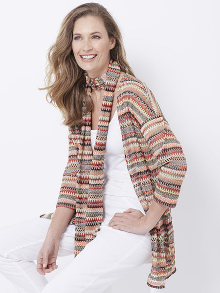 Gerry Weber Multi Knit Scarf
