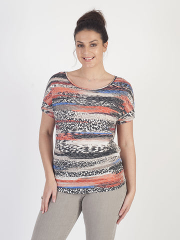 Gerry Weber Aztec Printed T-Shirt