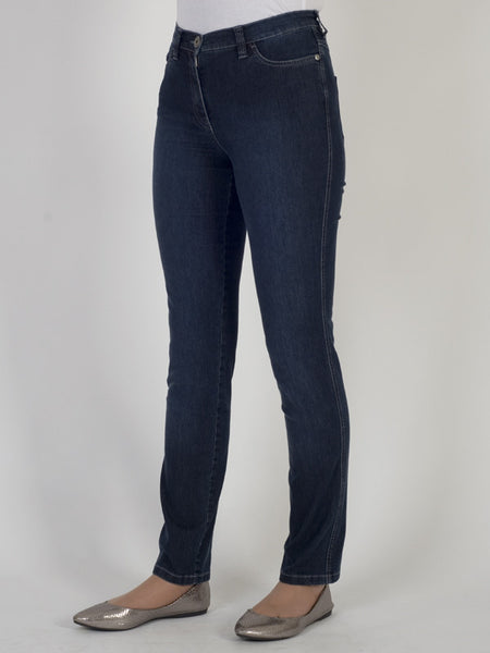 Michele Indigo Magic Denim Jeans Shorter