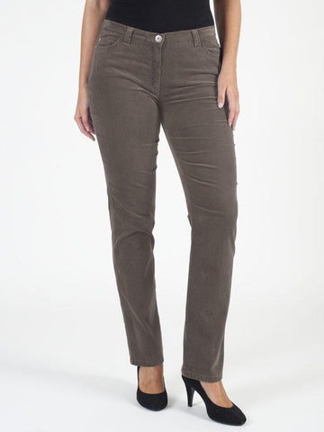 Michele Taupe Magic Velvet Jean