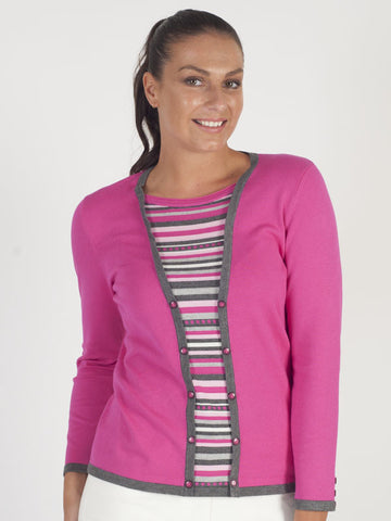 Rabe Pink 2 In 1 Jumper